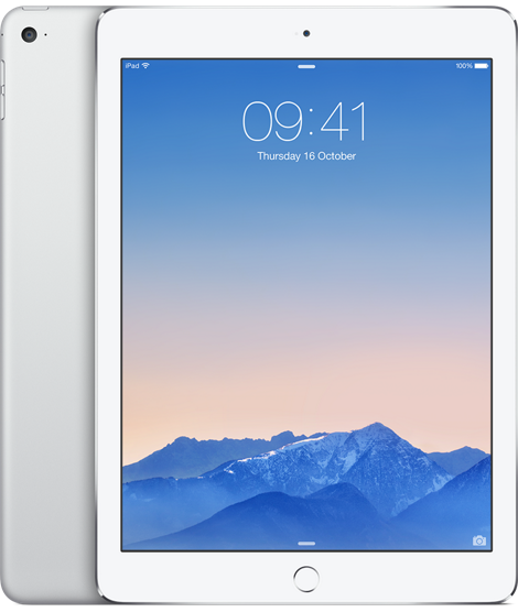 You could win an iPad air 2 in our brilliant new competition