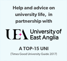 This guide is in partnership with UEA