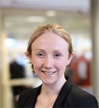 Helen Fleming, Assistant Marketing Director (Student Journey) at Northumbria