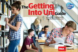 Which? Uni and The Student Room 'The Getting Into Uni Guide'