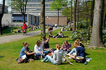 Studying in The Netherlands at Nijmegen School of Management