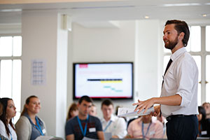 In-class teaching