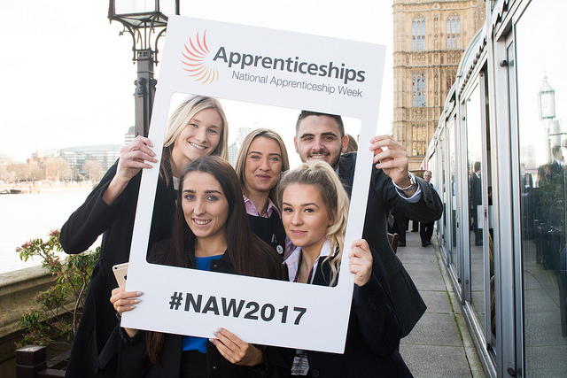 National Apprenticeships Awards 2017