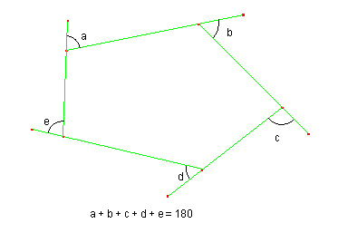 Revision angles the student room - Exterior angle of a regular polygon ...