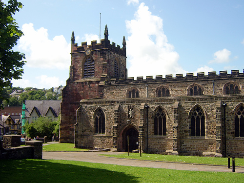 File:Bangor Cathedral.jpg