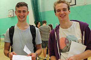 A-level results day is on 18 August 2016