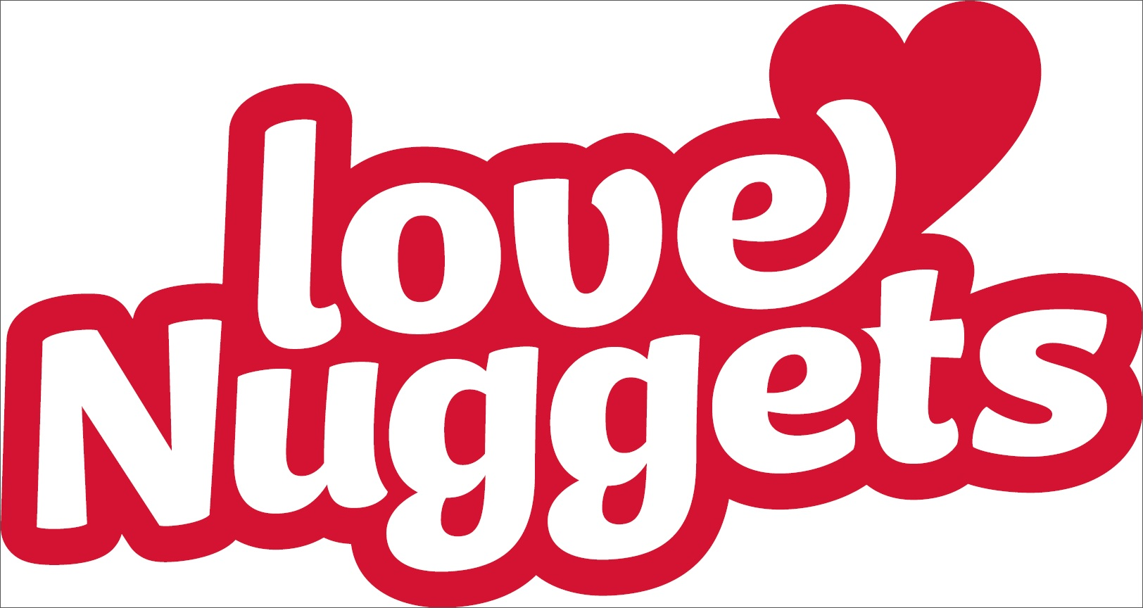 OnePlusOne's Love Nuggets logo