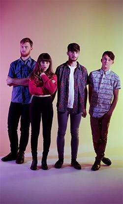 Aussie indie–pop four piece San Cisco.