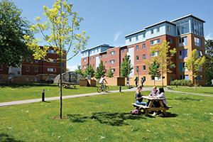 File:Ffriddoedd student village, Bangor University.jpg