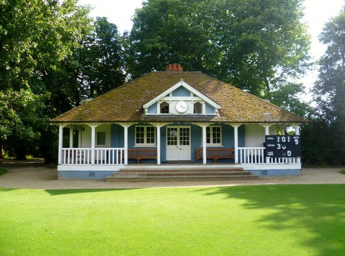 Worcester Sport Pavilion