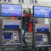 You'll want to be able to withdraw cash easily and simply