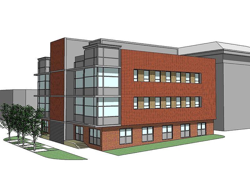 File:University of central lancashire dental building.jpg