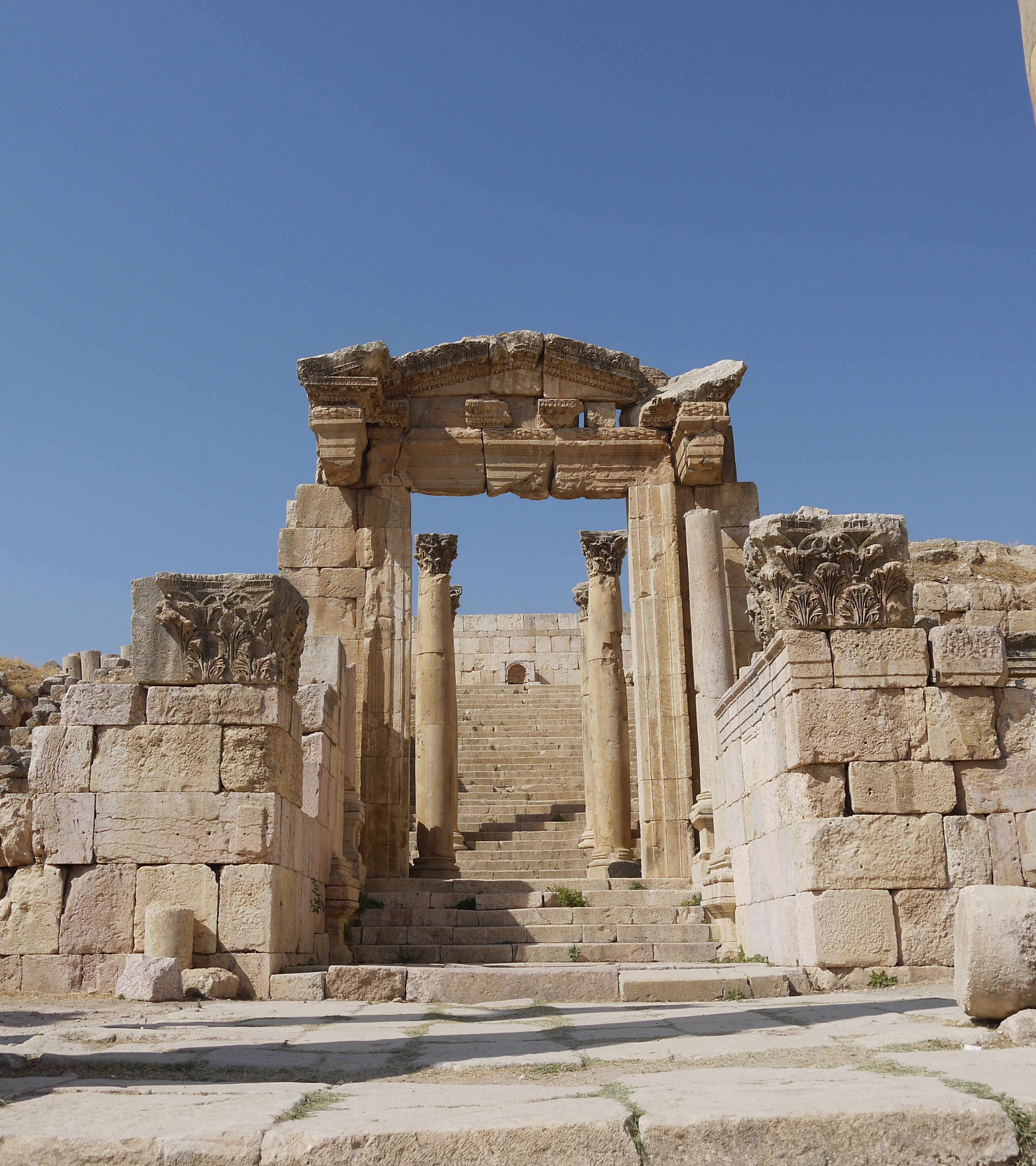 File:Jerash Doorway.jpg